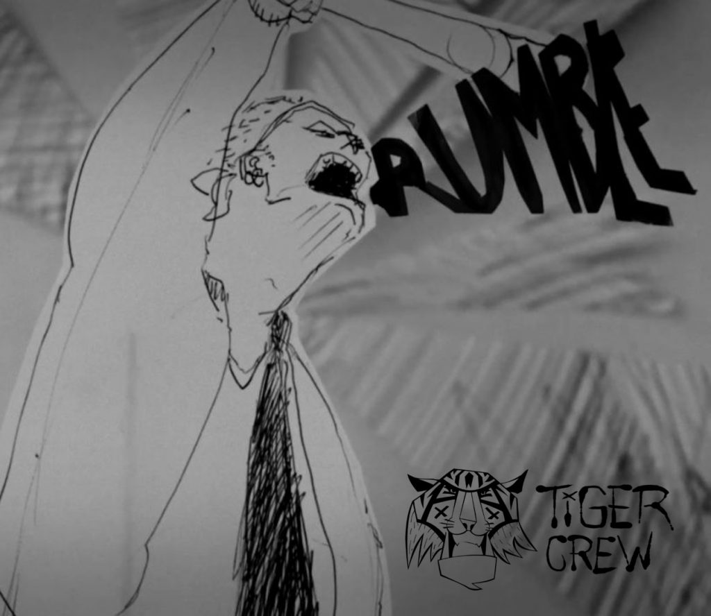 """Rumble"" Cover"